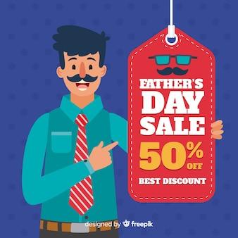 Vatertagsverkauf
