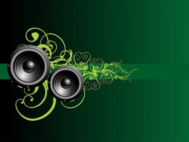 Vectoe musiksprecher