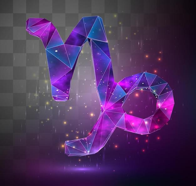 Vector 3d-objekt auf quadratischem mosaikhintergrund. raum als idee