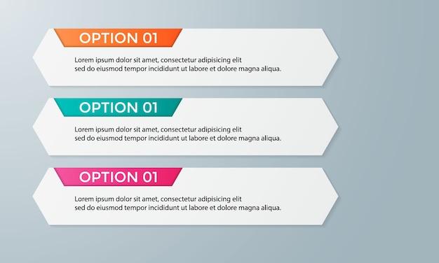 Vector infographic-berichtsschablone, die von den linien und von den ikonen gemacht wird