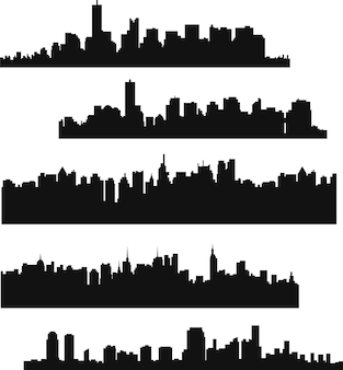 Vector skyline set