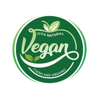 Veganes grünes essen abstrakt