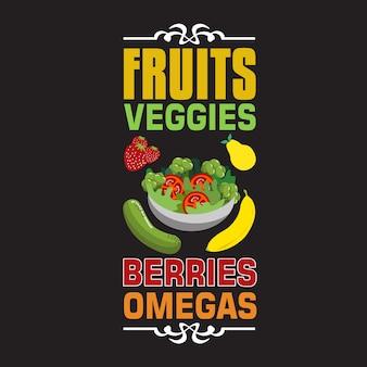 Veganes zitat und sprichwort gut für designsammlungen