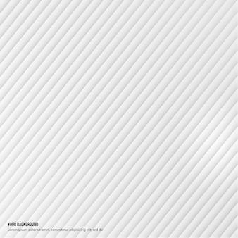 Vektor abstrakte linien vorlage. objektdesign
