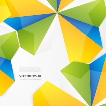 Vektor abstrakten hintergrund