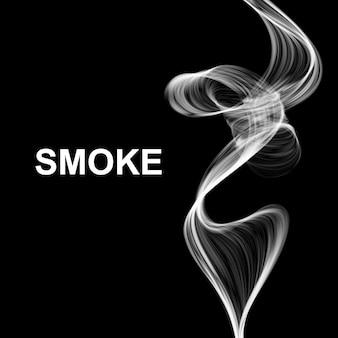 Vektor abstrakten rauch hintergrund