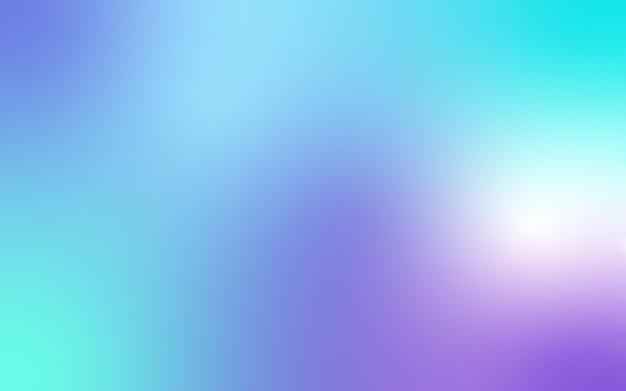 Vektor abstrakter sommer- oder frühlingshimmelhintergrund für plakatfahne mit blauem farbverlauf