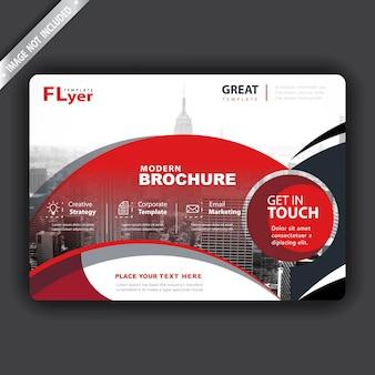 Vektor-broschüren-cover-präsentation