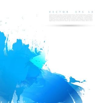 Vektor helle aquarellflecken.