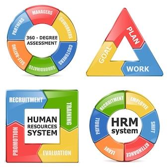 Vektor-hrm-diagramme