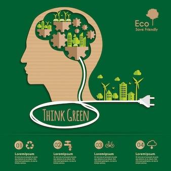 Vektor-infografik-elemente