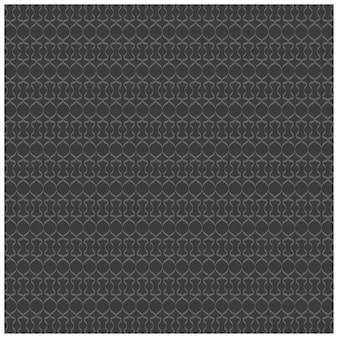 Vektor nahtlose muster. moderne stilvolle textur mit monochrom