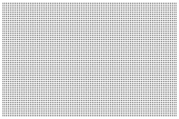 Vektor nahtloser hintergrund, schwarzer punkt auf weiß