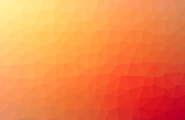 Vektor-polygon-zusammenfassungs-moderner polygonaler geometrischer dreieck-hintergrund.