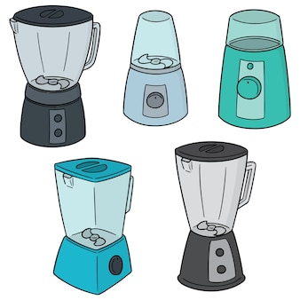 Vektor-set von mixern