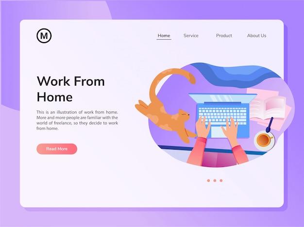 Vektor-website-design-vorlage.