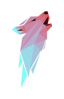 Vektorillustration im grafischen stil. digitale kunst