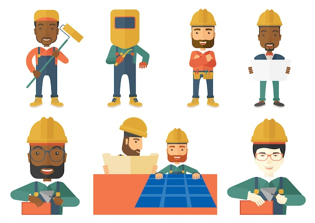 Vektorsatz von konstruktoren und builderzeichen