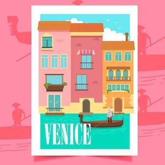 Venedig plakat