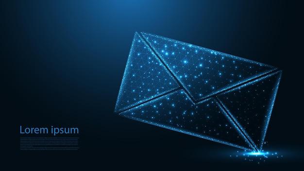Verbindung mit der nachrichten-mail-leitung