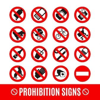 Verbot symbol