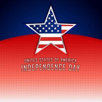 Vereinigte staaten von amerika unabhängigkeitstag