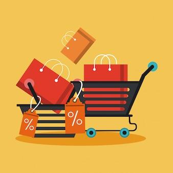 Verkäufe und rabatte