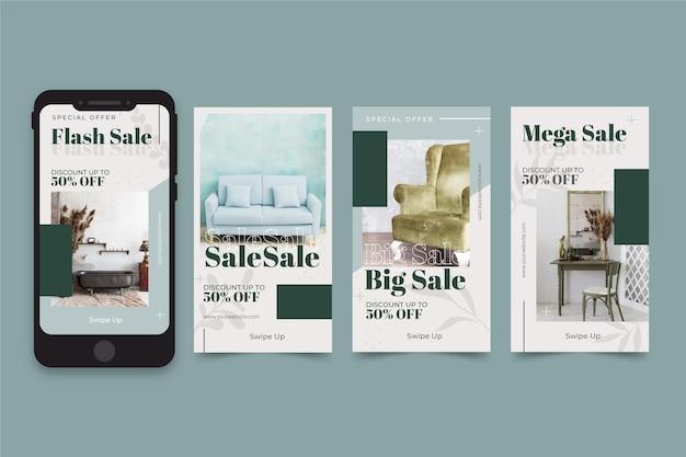 Verkauf auf smartphone-konzept
