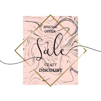 Verkauf design für banner