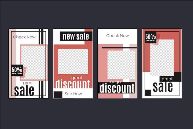 Verkauf instagram post pack