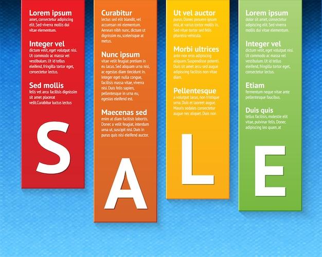 Verkauf papierschnitt vorlage