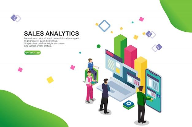 Verkaufsanalysen