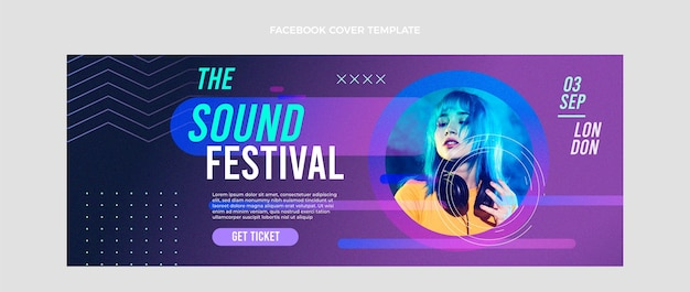 Verlaufstextur-musikfestival-facebook-cover