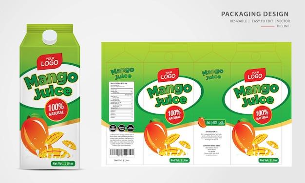 Verpackungsdesign etikettenvorlage design mock-up design