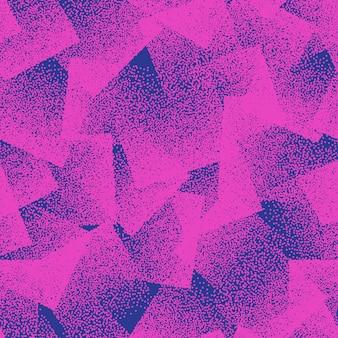 Verrückte farben punktierte mode abstrakte nahtlose muster