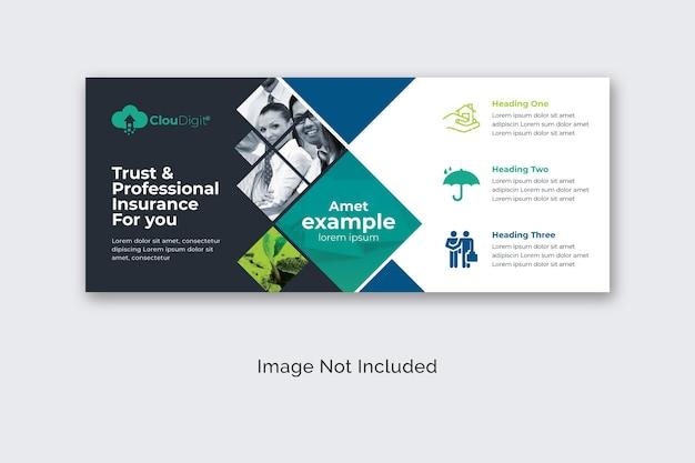 Versicherungs-billboard-banner