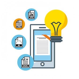 Verwaltung elektronischer formate