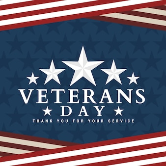 Veterans day design