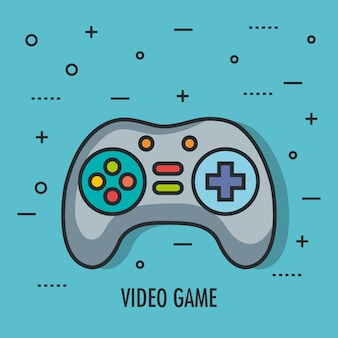Videospielcontroller knöpft gerätetechnologie