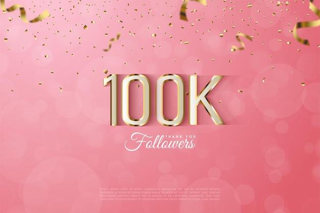Vielen dank an 100.000 follower