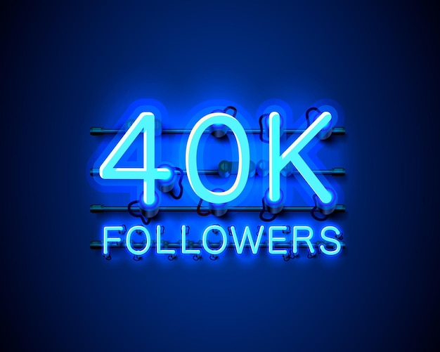 Vielen dank, dass sie anhänger völker, 40k online-social-group, leuchtreklame