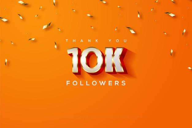 Vielen dank für 10.000 follower