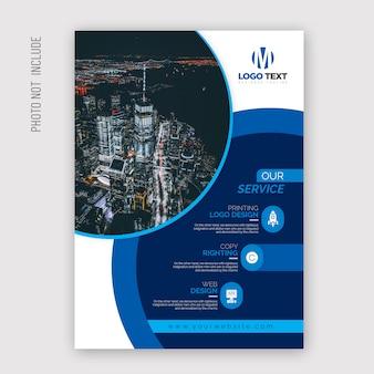 Vielzweck-flyer-design