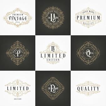 Vintage-design-kollektion