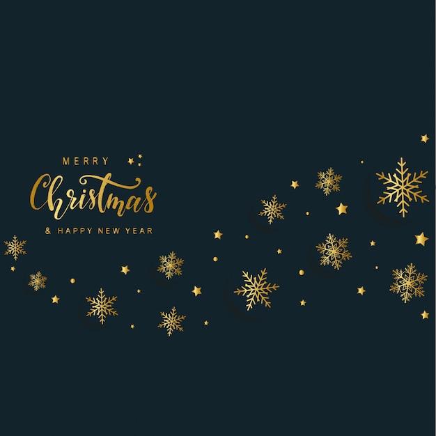 Vintage frohe weihnachten poster