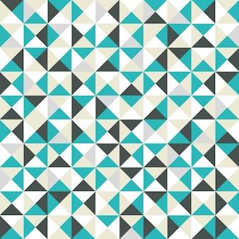 Vintage geometrischen hintergrund