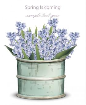 Vintage lavendel bouquet