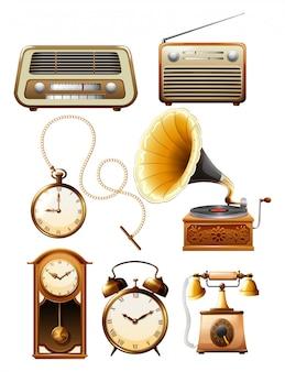 Vintage objekte