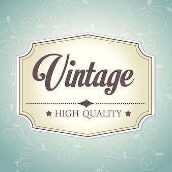 Vintage-retro-design.