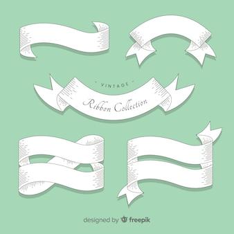 Vintage ribbon-sammlung